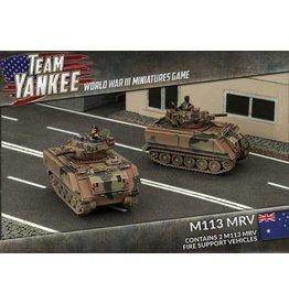 Battlefront Miniatures M113 MRV