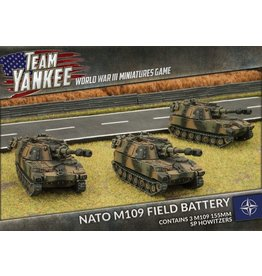 Battlefront Miniatures NATO M109 Field Battery