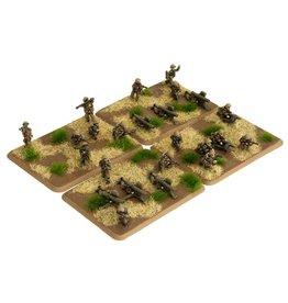 Battlefront Miniatures East German Mot-Schutzen Heavy Weapons