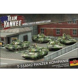 Battlefront Miniatures East German T-55 AM2 Panzer Kompanie