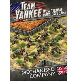 Battlefront Miniatures British Mechanised Company