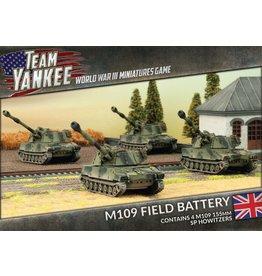 Battlefront Miniatures M109 Field Battery