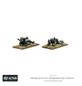 Warlord Games 5cm Granatenwerfer team (1939-42)