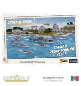 Warlord Games Italian Regia Marina Fleet
