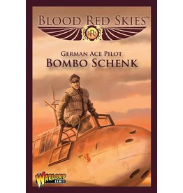 Warlord Games Bf 110 Ace: 'Bombo' Schenk