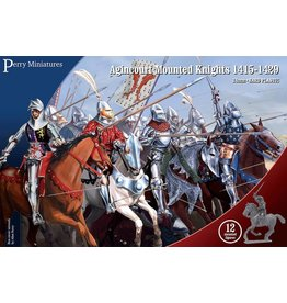 Perry Miniatures Mounted Agincourt Knights 1415-29