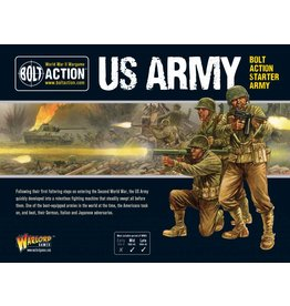 Warlord Games US Army Starter Army (2018 revision)
