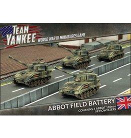 Battlefront Miniatures Abbot Field Battery