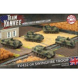 Battlefront Miniatures FV432 / Swingfire Troop