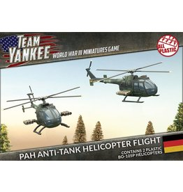 Battlefront Miniatures BO-105P Anti-tank Helicopter Flight
