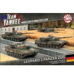 Battlefront Miniatures Leopard 2 Panzer Zug
