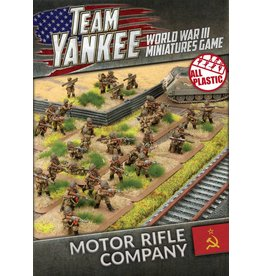 Battlefront Miniatures Motor Rifle Company