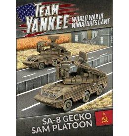Battlefront Miniatures SA-8 Gecko SAM Battery