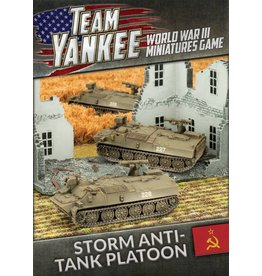 Battlefront Miniatures Storm Anti-tank Platoon