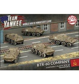 Battlefront Miniatures BTR-60 Transport Platoon
