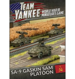 Battlefront Miniatures SA-9 Gaskin SAM Platoon