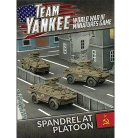Battlefront Miniatures Spandrel Anti-tank Platoon