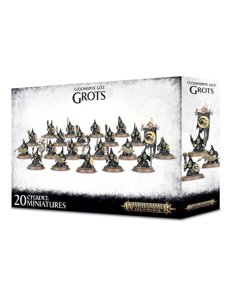 Games Workshop Gloomspite Gitz: Grots
