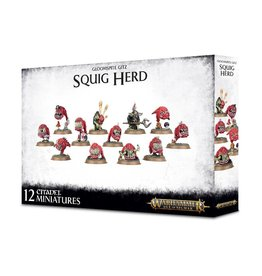 Games Workshop Squig Herd