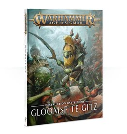 Games Workshop Battletome: Gloomspite Gitz (HB)