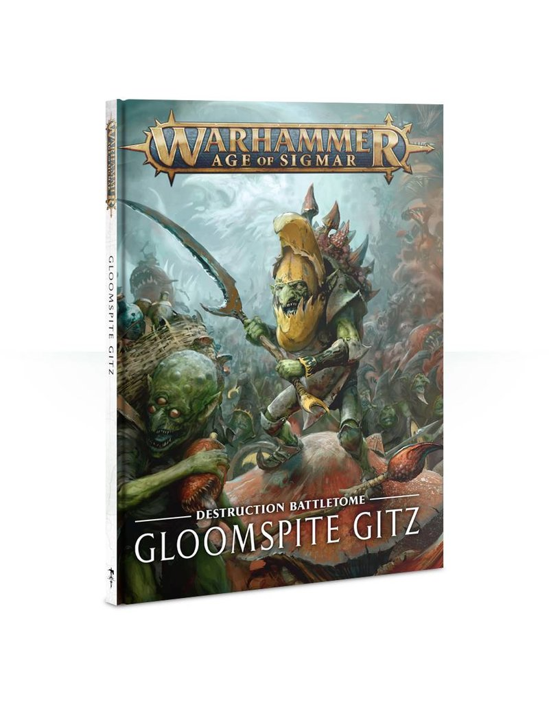 Games Workshop Battletome: Gloomspite Gitz (HB) (EN)