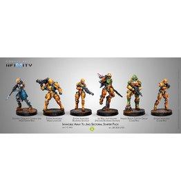 Corvus Belli Invincible Army (Yu Jing Sectorial)