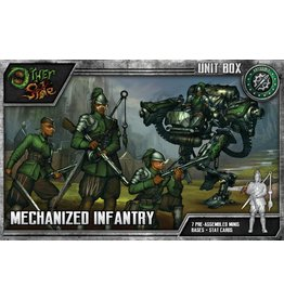 Wyrd Mechanized Infantry