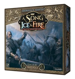CMON Ltd Free Folk Starter Set