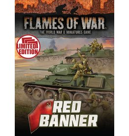Battlefront Miniatures Red Banner Unit Cards