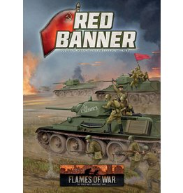 Battlefront Miniatures Red Banner Book