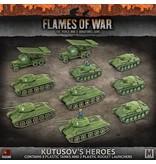 Battlefront Miniatures Soviet Kutusov's Heroes