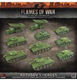 Battlefront Miniatures Kutusov's Heroes