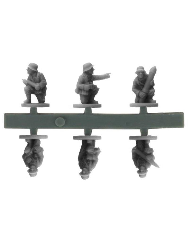 Battlefront Miniatures German Eastern Front: 3.7cm Tank Hunter Platoon
