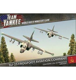 Battlefront Miniatures SU-25 Frogfoot Aviation Company