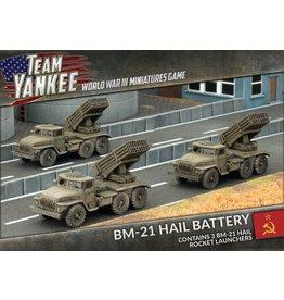 Battlefront Miniatures BM-21 Hail Battery