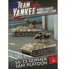 Battlefront Miniatures SA-13 Gopher SAM Platoon