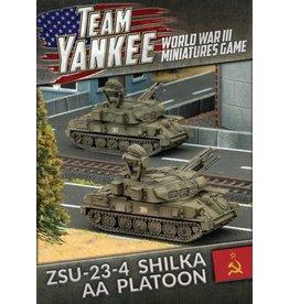 Battlefront Miniatures ZSU-23-4 Shilka AA Platoon