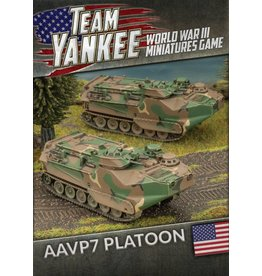 Battlefront Miniatures AAVP7 Platoon