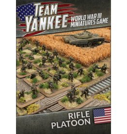 Battlefront Miniatures US Rifle Platoon