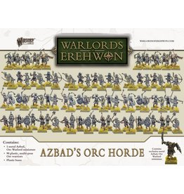 Warlord Games Azbad's Orc Horde
