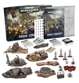 Games Workshop Warhammer 40k: Urban Conquest (EN)