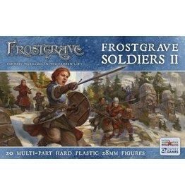 Osprey Publishing Frostgrave Soldiers II