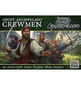 Osprey Publishing Ghost Archipelago Crewmen