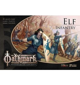 Osprey Publishing Elf Infantry