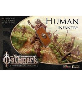 Osprey Publishing Oathmark Human Infantry