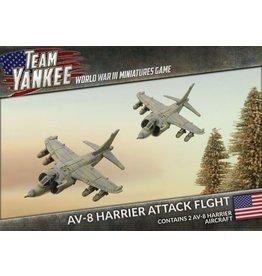 Battlefront Miniatures AV-8 Harrier Attack Flight