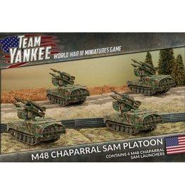 Battlefront Miniatures M48 Chaparral SAM Platoon