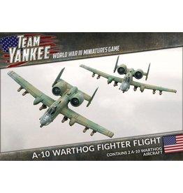 Battlefront Miniatures A-10 Warthog Fighter Flight