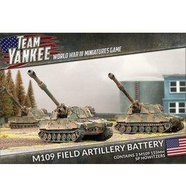 Battlefront Miniatures M109 Field Artillery Battery
