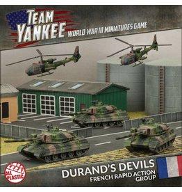 Battlefront Miniatures Durand's Devils